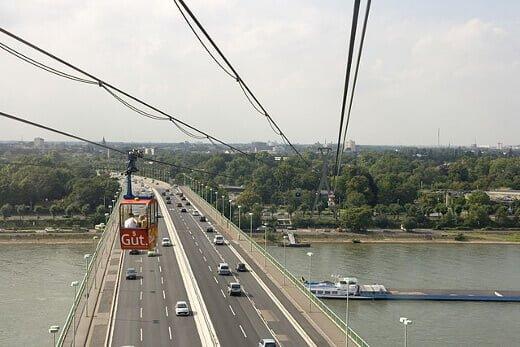Köln Teleferik