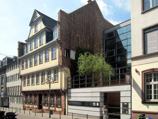 Goethe House-turrehberin