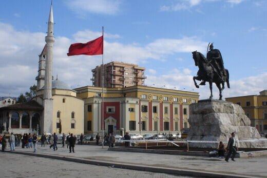 Tirana-turrehberin
