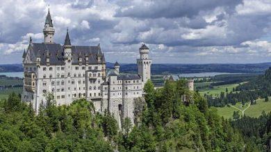 Photo of Neuschwanstein
