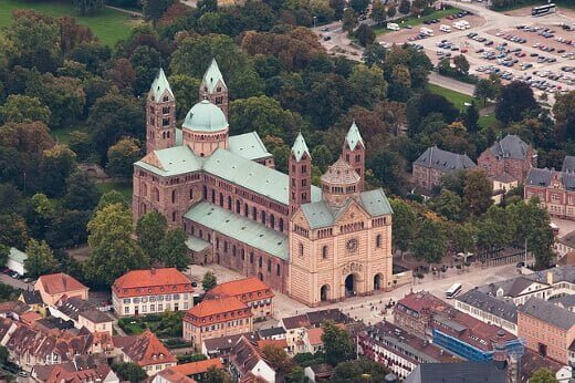 speyer cathedral-turrehberin