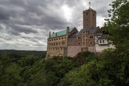 wartburg castle-turrehberin