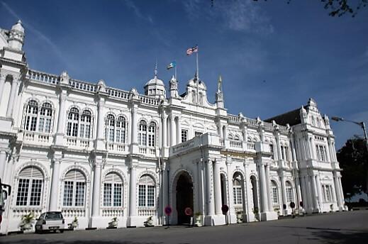 City Hall-turrehberin