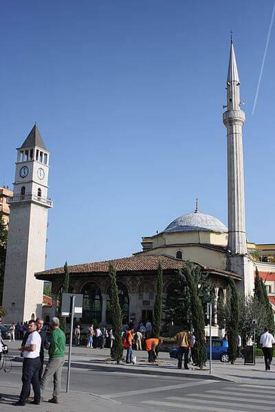 Ethem Bey Camii ve Saat Kulesi-turrehberin