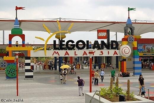 Legoland Malaysia-turrehberin