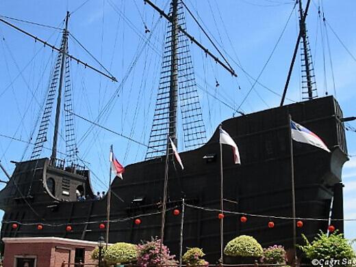 Maritime museum-turrehberin