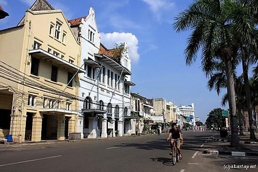 Old Town Jakarta-turrehberin