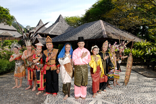 Sarawak Culture Village