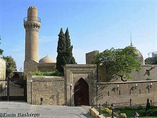 Shirvanshah_Palace-turrehberin