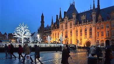 Photo of City Hall Bruges