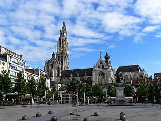 Antwerp Belçika Diğer İlgi Çeken Bölgeler