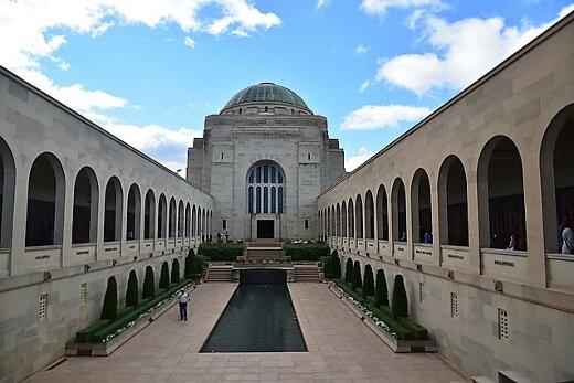 Australia War Memorial-turrehberin
