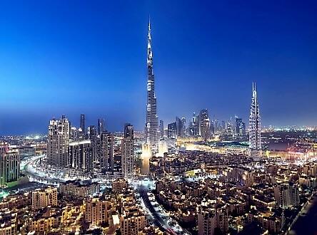 Dubai-turrehberin
