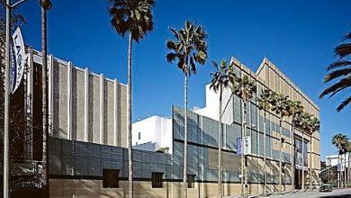Photo of LA Museum of Art