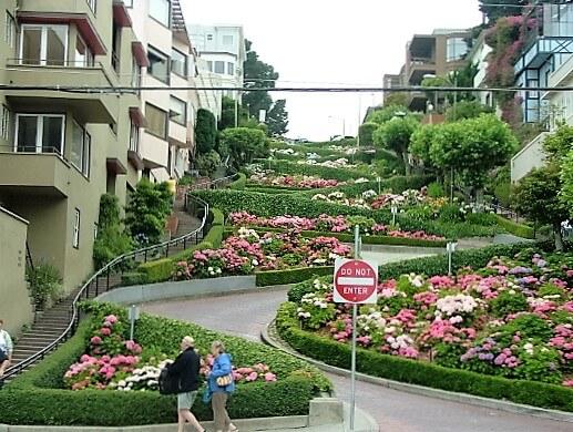Lombard Street-turrehberin