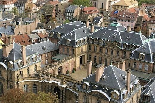 Rohan Palace - turrehberin