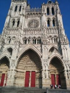 Amiens Katedrali