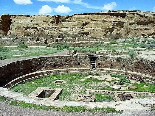 Chaco Kültürü Milli Tarih Parkı