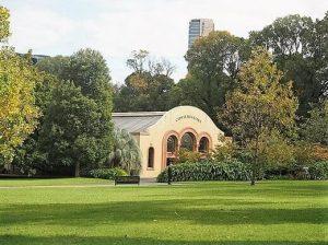Fitzroy Bahçeleri