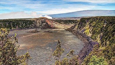 Photo of Kilauea