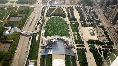 Photo of Millenium Park