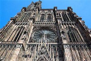Notre Dame de Strasbourg Katedrali