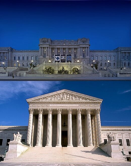 supreme court & library-turrehberin