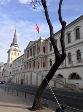 Kuleli Askeri Lisesi - Çengelköy
