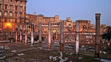 Photo of Trajan Forum