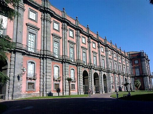 Museo di Capodimonte-turrehberin