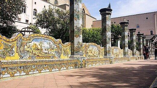 Santa Chiara-turrehberin