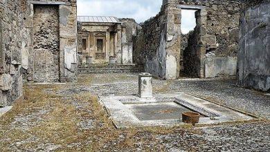 Photo of Pompeii