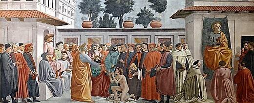 Cappella Brancacci-turrehberin