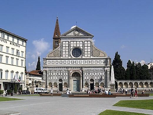 Santa Maria Novella-turrehberin