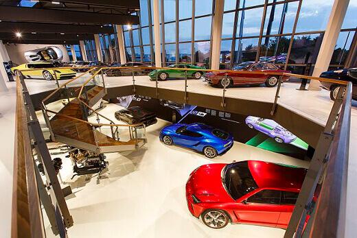 Lamborghini_Museum-turrehberin