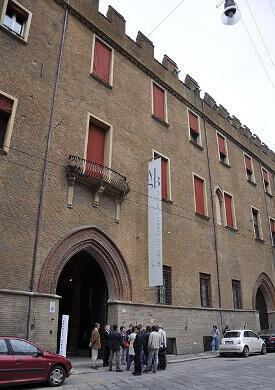 Palazzo Pepoli Vecchio-turrehberin
