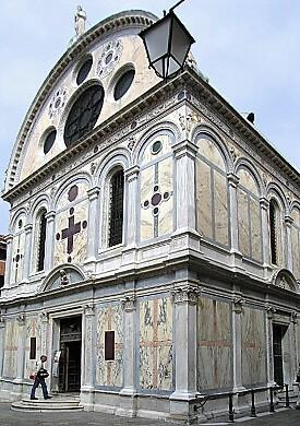 Santa Maria dei Miracoli-turrehberin