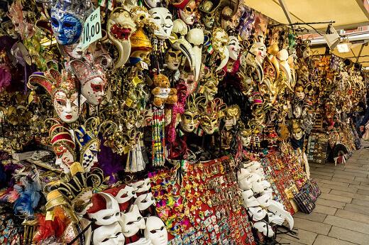 Venedik Maskeleri-turrehberin