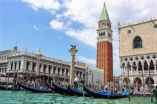 Venice bell tower-turrehberin