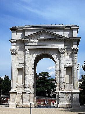 Arco dei Gavi-turrehberin