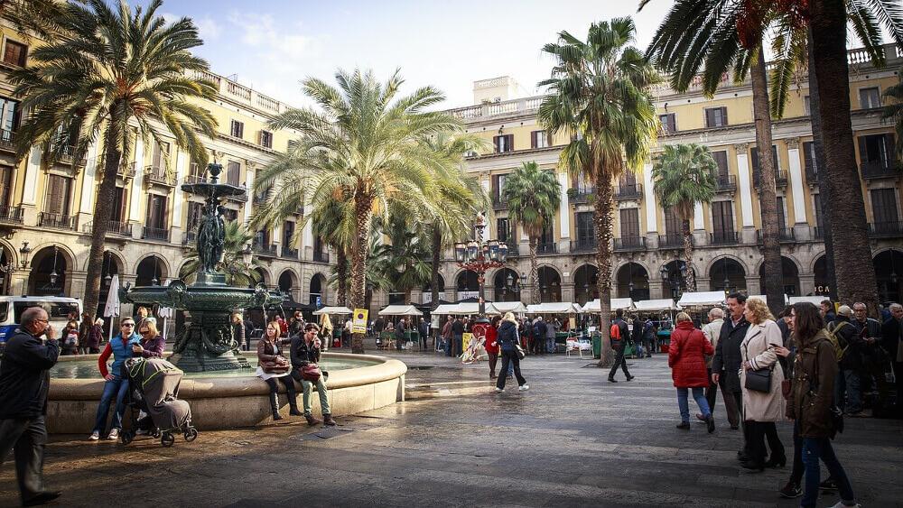 Barcelona-turrehberin