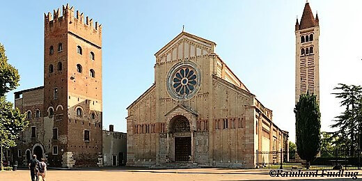 Basilica of San Zeno-turrehberin