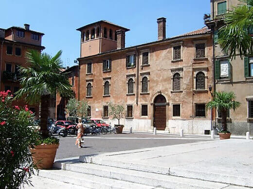 Biblioteca Capitolare-turrehberin
