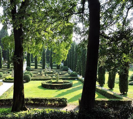 Il Giardino Giusti-turrehberin