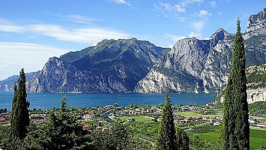 Lago di Garda-turrehberin