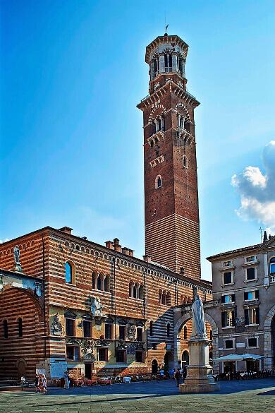 PalazzoRagione Verona-turrehberin