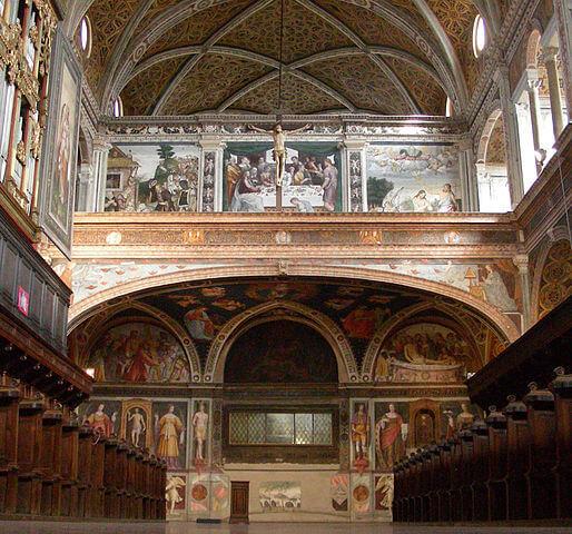 San Maurizio al Monastero Maggiore-turrehberin