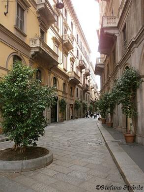 Via della Spiga-turrehberin