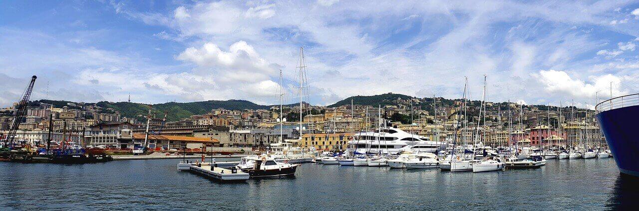 Genova-turrehberin