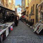 Ortaköy ara sokaklar